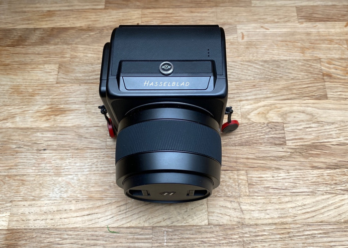 Hasselblad 907X Special Edition + XCD 45mm f4 - 2