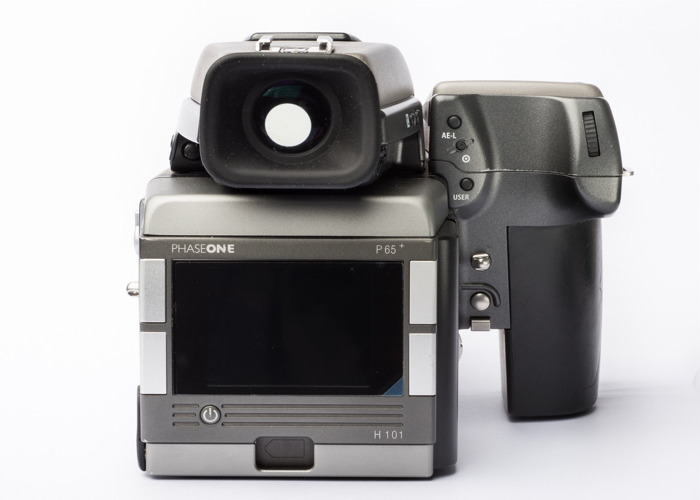 Hasselblad H2 + 80mm ƒ2.8 lens + Phase One P65+ digital medium format camer - 2
