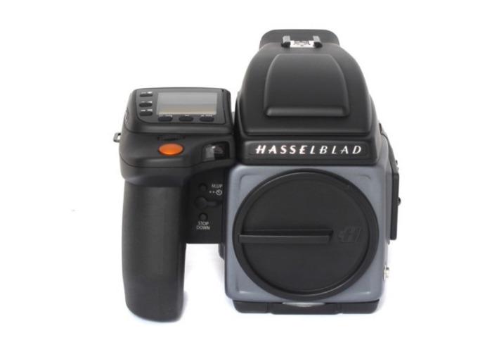 Hasselblad h6d-100c + HC f2.8 80mm / mint condition - 2