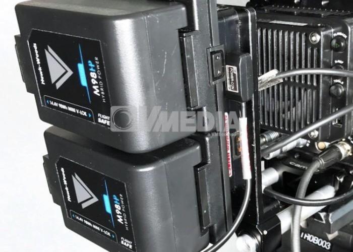 Hawkwood mini v lock batteries 150w kit - 2