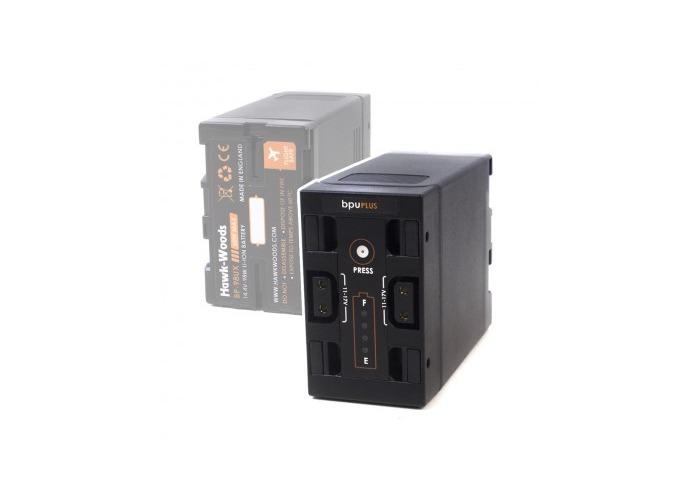 Hawk-Woods BP-98UX 14.4v Lithium-Ion Sony BP-U Battery - 98Wh - 1
