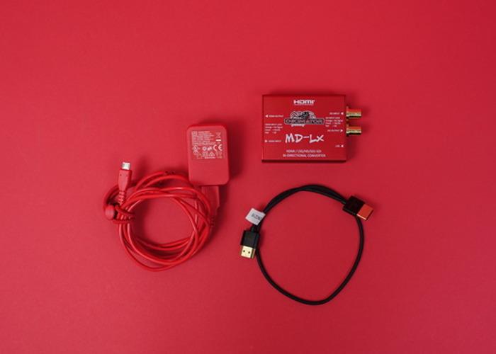 HDMI/SDI Bi-Directional Converter - 2