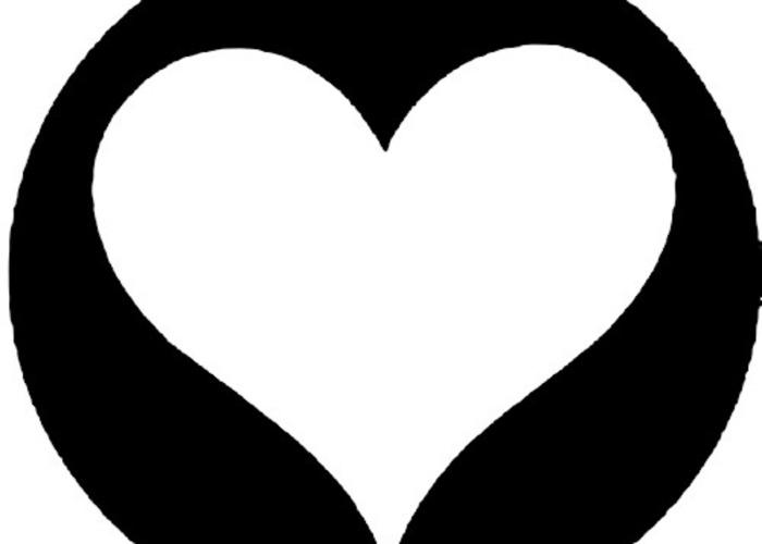 Heart Gobo 77943   - 1