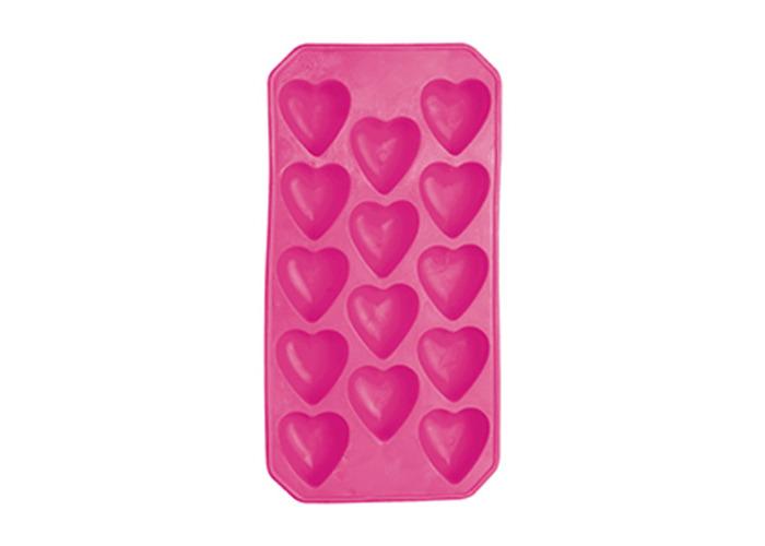 Heart Shaped Ice Cube Tray - 1