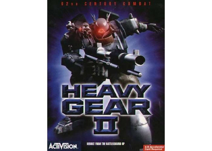 Heavy Gear II [video game] - 2