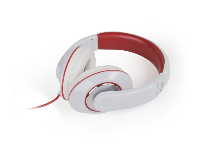 Hednoise Street Over Ear Headphones - White - 2