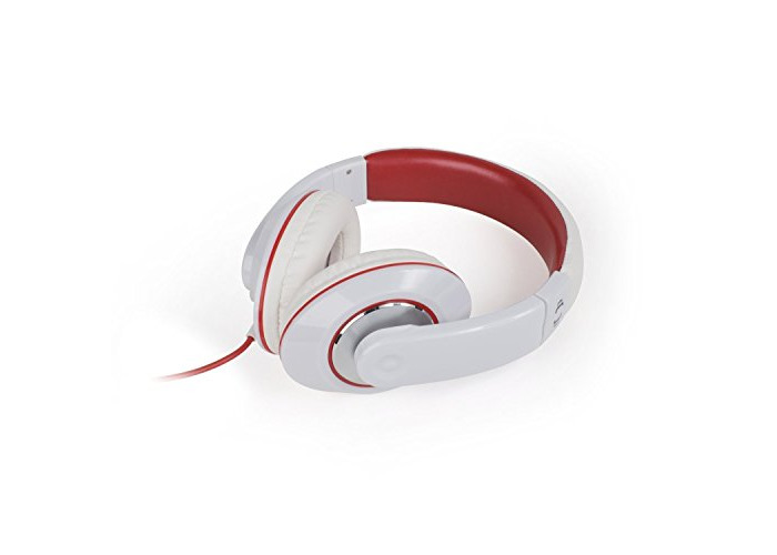 Hednoise Street Over Ear Headphones - White - 1