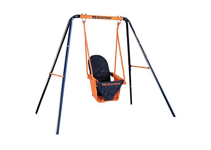 Hedstrom Folding Toddler Swing - 1