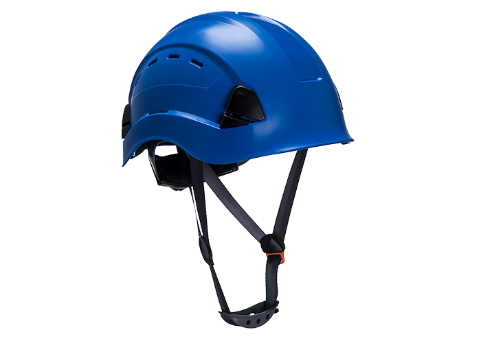 Height Endurance Vented Helmet  Royal    R - 1
