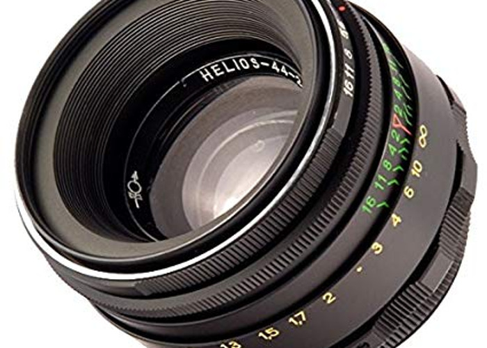 Rent Helios 44-2 58mm prime (the swirly bokeh lens!)w/EF