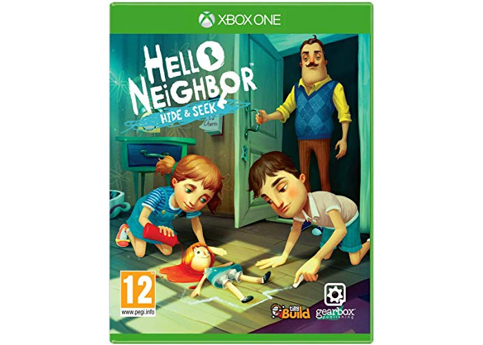 Hello Neighbor: Hide and Seek (Xbox One) [video game] - 1
