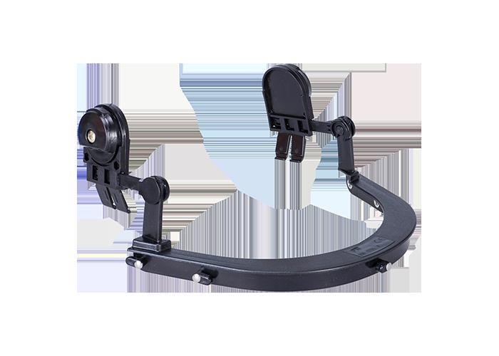 Helmet Visor Holder  Black    R - 1