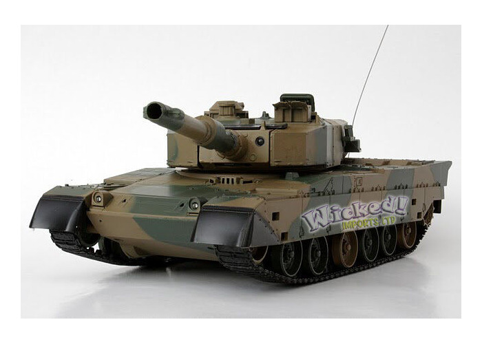 Buy Heng Long Radio Control RC Military Army Battle BB