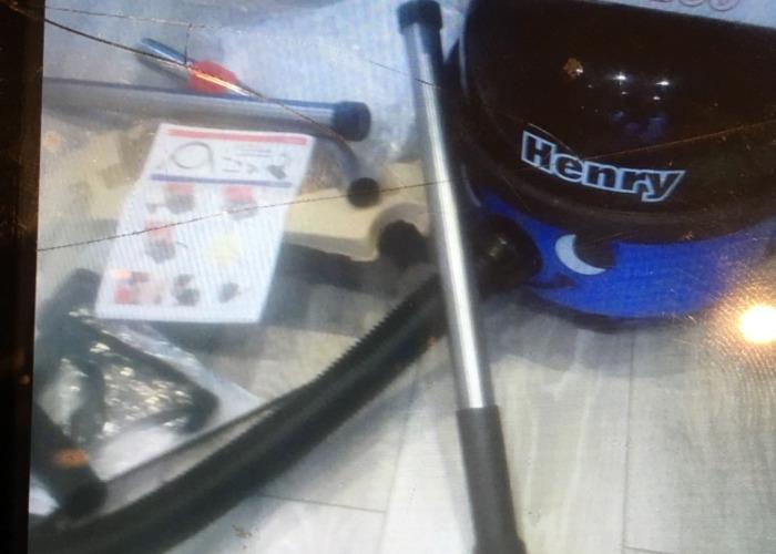 Henry hoover - 2