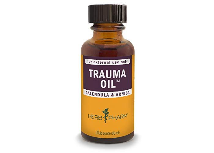 Herb Pharm Trauma Oil, 30ml - 1