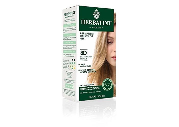 Herbatint Hair Color, Light Golden Blonde, 4 Fluid Ounce - 1