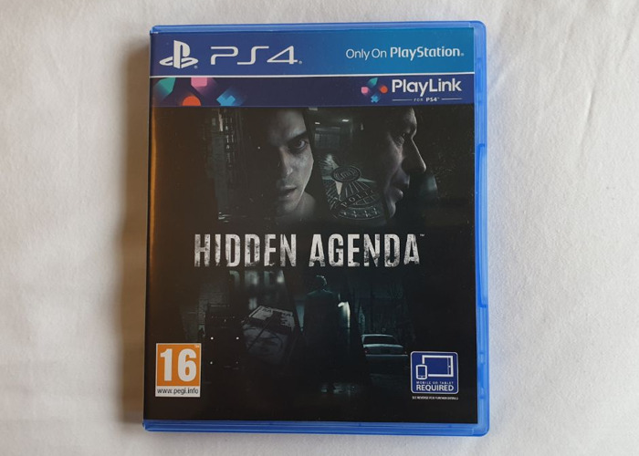 Hidden Agenda (PS4 Game) - 1