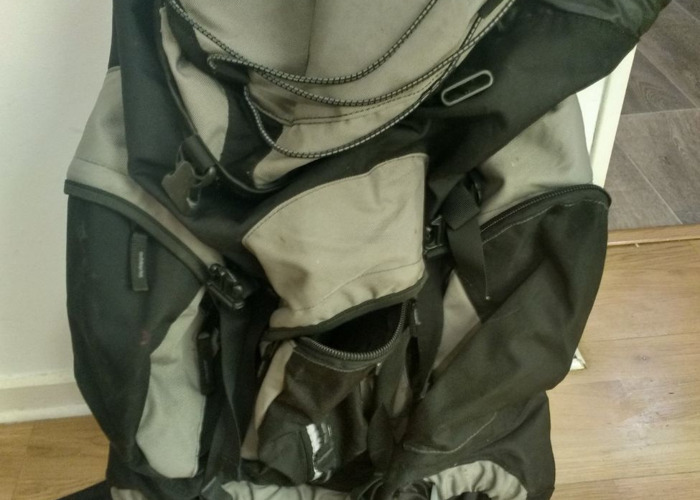 33a1513cc77 Rent Highlander 66 litre Nevis Hiking Rucksack in London | Fat Llama