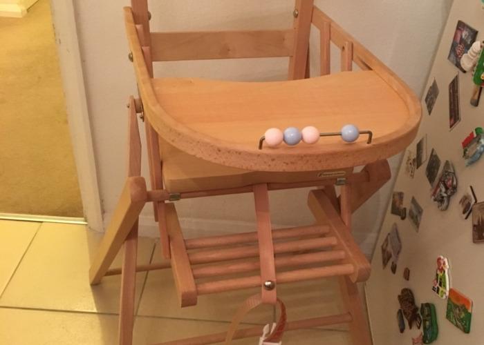 High Chair - 1