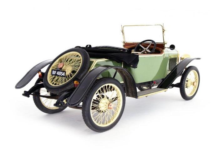 Hispano Suiza 8 to 10hp Type 24 (1918) - 2