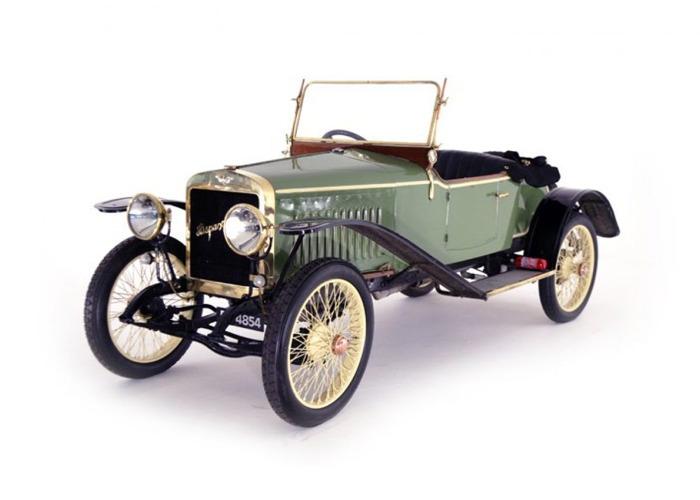 Hispano Suiza 8 to 10hp Type 24 (1918) - 1
