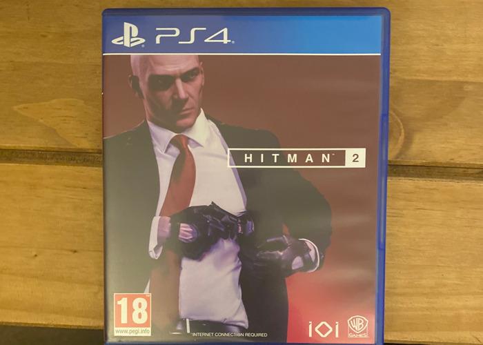 Hitman 2 Ps4 - 1