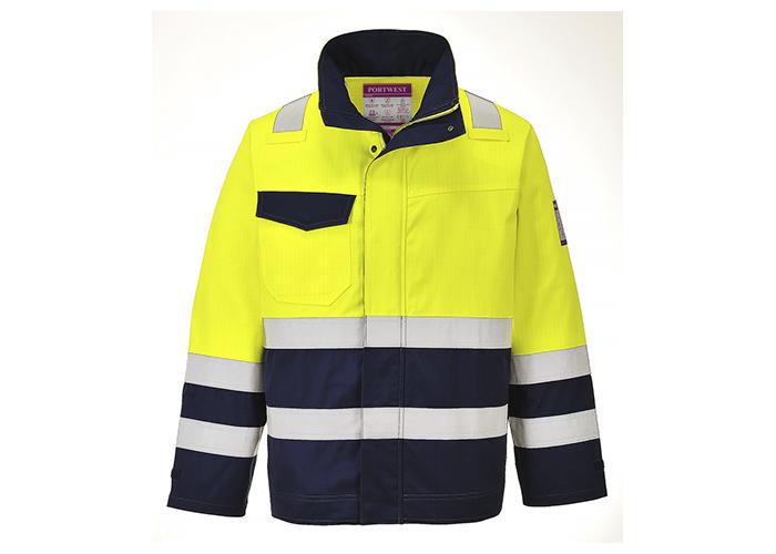 Hi-Vis Modaflame Jacket  YeNa  Medium  R - 1