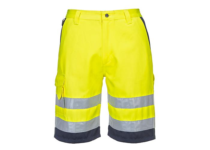 Hi-Vis P/C Shorts  YeNa  XL  R - 1