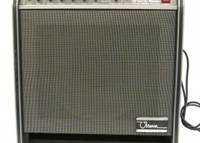 hm graphic bass GB60 combo - 1
