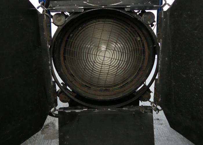 HMI 1.2k Strand Sirio 2 with silent ballast - 2