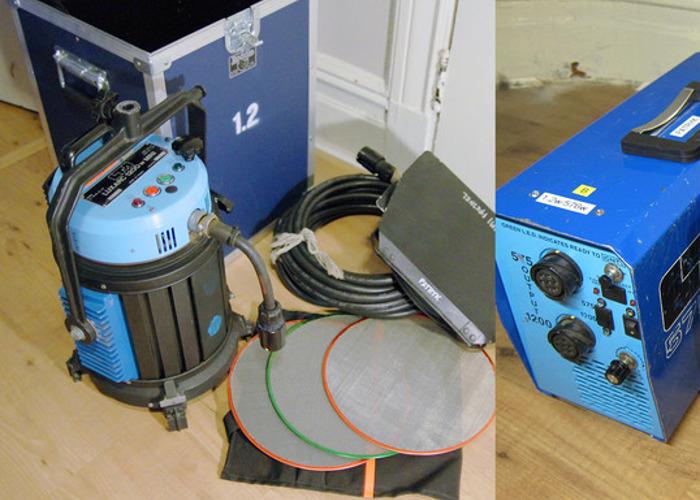 HMI: LTM 1.2 Fresnel - 1