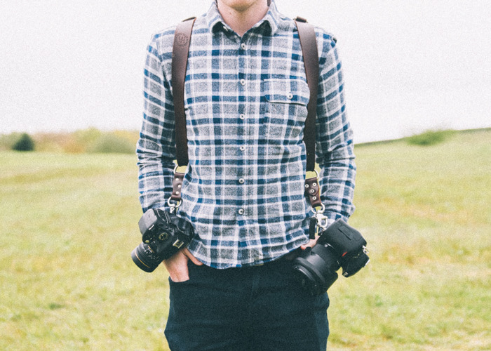 HOLD FAST Dual Camera Strap - 1