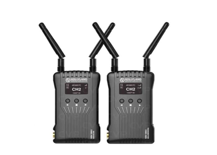 Hollyland mars 400s wireless transmitter receiver like TERADEK  - 2