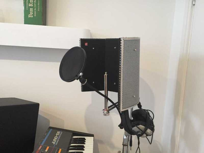 Home Music Production Recording Studio - 2