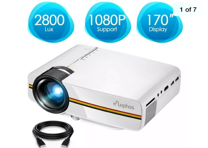 Home projector - 2