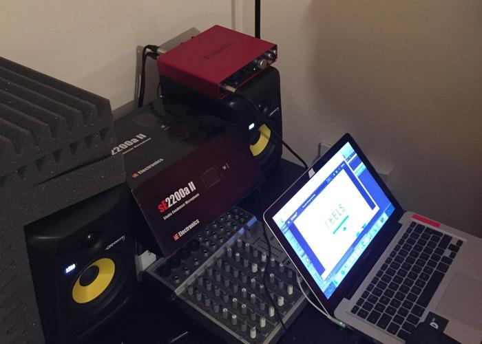 Home studio equipment  - 1