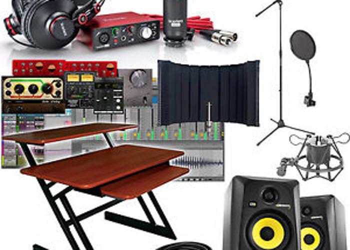 Home Studio Set-Up - 1