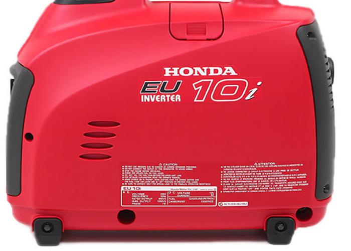 Honda EU10i Portable Generator - 1