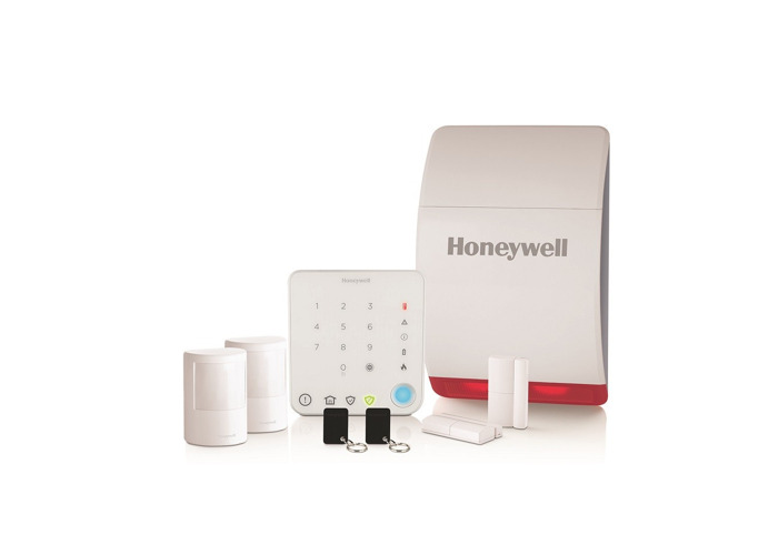 Honeywell HS331S Wireless Home Alarm with Intelligent Control - 1