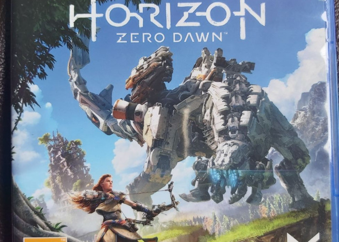 Horizon  zero dawn playstation 4 game - 1