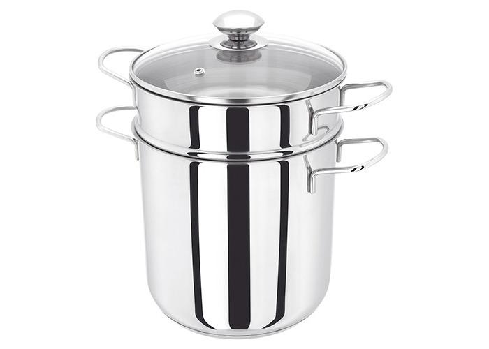 Horwoods Pasta Pot 20cm Stainless Steel - 1
