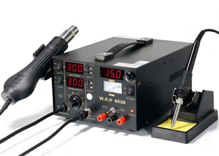 Hot air Soldering station  - 1