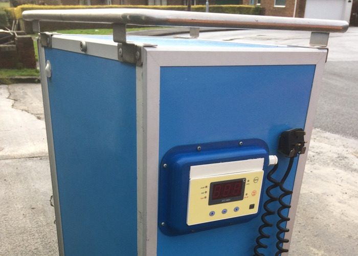 Hot box electric Catering Alto Shaam  - 2