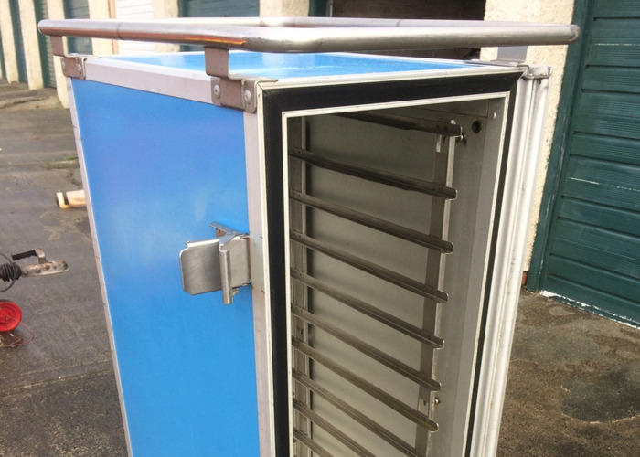 Hot box electric Catering Alto Shaam  - 1