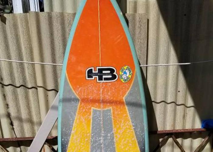 Hot Buttered HB Surfboard Shortboard - 1