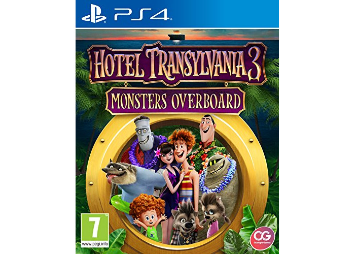 Hotel Transylvania 3: Monsters Overboard (PS4) [video game] - 1