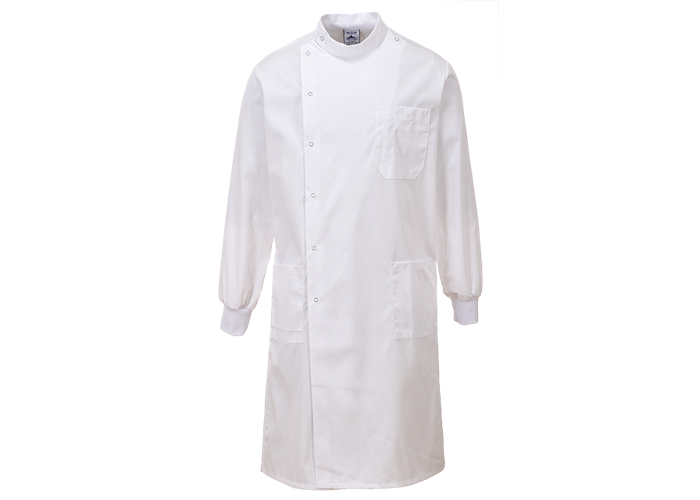 Howie Coat  White  Small  R - 1