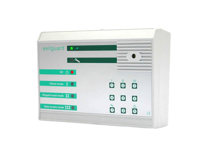 HOYLES 200 Series Exitguard Door Alarm - Battery - 1