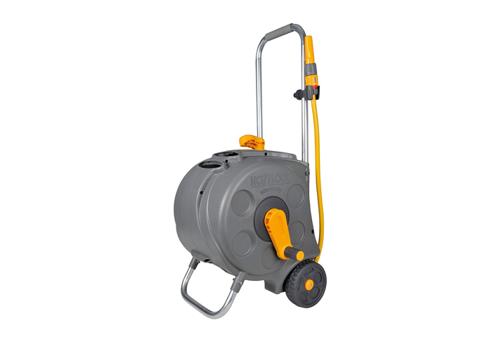 Hozelock Compact Cart with 30m Hose - 1