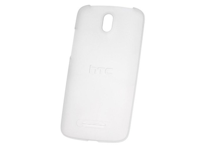 HTC 99H1131800 Translucent Case for Desire 601 - Clear - 1